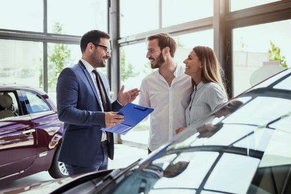 Dealerships still popular among car buyers